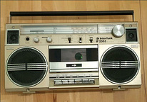 Interfunk IF2353 Japan Boombox raadiomakk nagu SHARP GF-5757