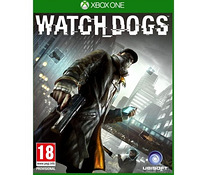 Xbox One Watch Dogs mäng