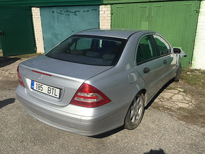 Mb mercedes w203 uksed