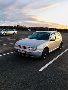 VOLKSWAGEN GOLF 4 1.8 110Kw Turbo GTI RECARO