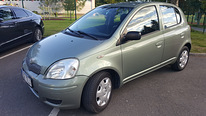 Toyota Yaris Facelift,1,3(64kw)2005a
