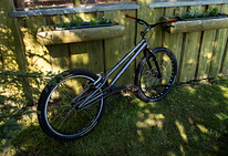 MTB Trial ratas Echo Mark II Ti