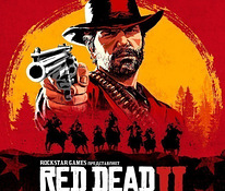 Red dead redemption 2 ps4, xbox one