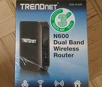 Ruuter Trendnet N600 Dual Band Wireless Router