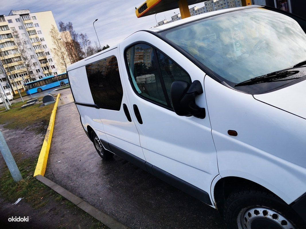 Renault Trafic 60kw 2006a (фото #6)