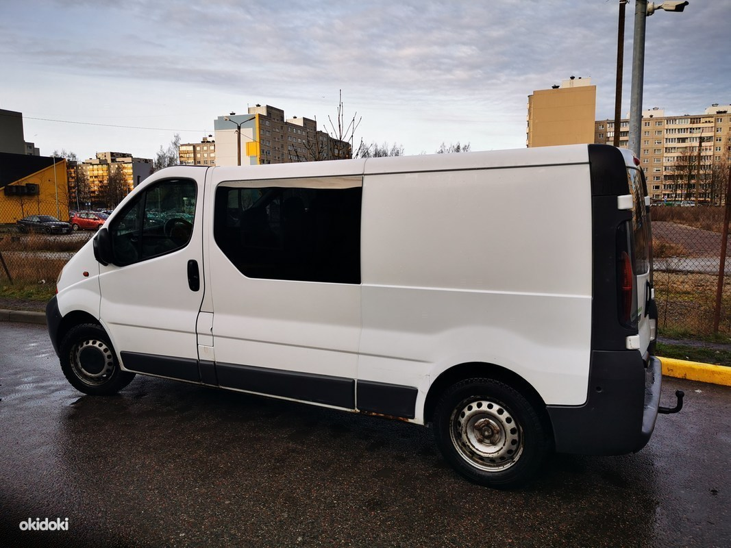 Renault Trafic 60kw 2006a (фото #7)