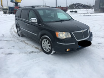 Chrysler Grand voyager 2,8 120kw