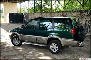 Nissan Terrano2 1998a.2.7 92kW
