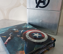 Marvel's The Avengers: 6 Movie Collection Blu-ray