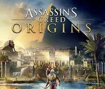 Assassins Creed Origins XBOX One новая