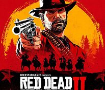 Red Dead Redemption 2 XBOX One UUS
