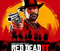 Red Dead Redemption 2 PS4, uus