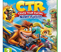 Crash Team Racing (CTR) Nitro-Fueled XBOX One UUS