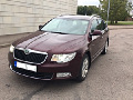 Autorent Skoda Superb 2.0 diisel 2011a.