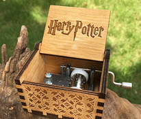 Harry Potter leierkast music box