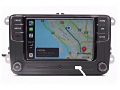VW Volkswagen OEM MIB2 6.5″ raadio CarPlay Android Auto