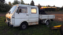 Vw Lt. 82a 2.4 diisel 55kw