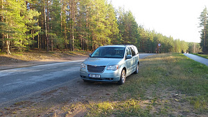 Chrysler Grand Voyager(Town & Country) 3.8 142 кВт