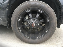 Ballistic off-road R20 / Pirelli Scorpion verde 275/50