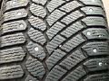 Continental Conti ice contact 235/55R18, nagu uued, 8mm