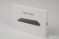 Apple Magic Trackpad 2 Space Gray MRMF2Z/A, uus