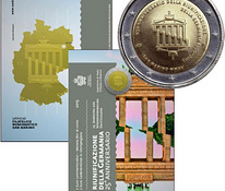 San Marino 2 eurot 2015a. German reunification UNC