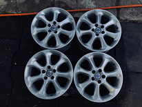 "17"" 5x108 Volvo 7-Spoke originaal"