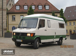 Mercedes Benz 207,210,307,310,409,609,709,814 ( Sprinter )