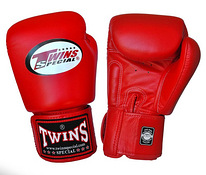 Poksikindad Twins punased boxing gloves