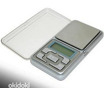 Digitaalne kaal 500g x 0,01g Weigh Balance Jewelry Gold