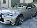 Auto rent Lexus IS300H F-Sport 2013a
