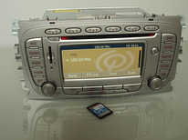 Ford Focus Sat Nav CD Radio