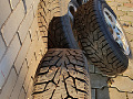 Yokohama ice guard 205/65 r15 + valuveljed toyota