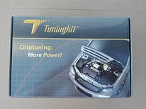 BMW E46 320d 110 kw / 150 PS Chiptuning Tuningbox ca + 28 PS
