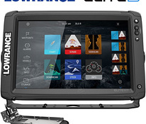 Uus GPS kalaleidja Lowrance Elite-12 Ti² Active Imaging 3in1