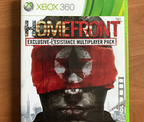 Homefront Xbox 360 mäng