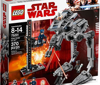 LEGO Star Wars Esimese ordu AT-ST 75201
