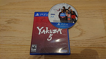 Playstation 4 YAKUZA 5
