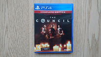 PS4 mäng THE COUNCIL