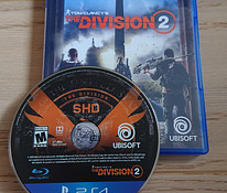 Playstation 4 DIVISION 2