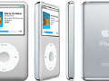 "2,5"" MP3 Apple iPod classic 6 gen, A1238 80 GB - garantii"