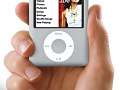 "2"" MP3 mängija Apple iPod Nano 3 MA978, 4 GB - garantii"
