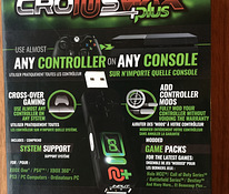 Cronusmax Plus V3 2015 Remapping device PS4 XBOX PC Joystick