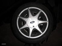 "Fordi 15"" RS 7Spoke valuveljed"