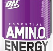Optimum Nutrition Essential AmiN.O. Energy, Concord Grape
