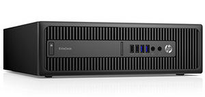 HP EliteDesk 800 G2 SFF i5 120GB SSD