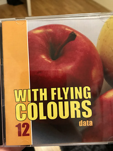 With flying colours data 12