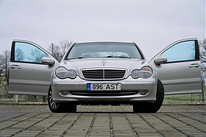 Mercedes-Benz C 320 4Matic Avantgarde 3.2 V6 160kW, 2004