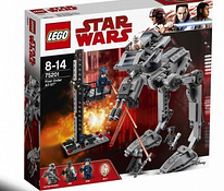 Uus lego karb 75201 star wars first order at-st, 370 osaline