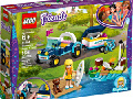 Uus Lego Friends 41364 Stephanie's Buggy & Trailer 166 osa